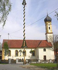 Kirche St. Ulrich und St. Leonhard